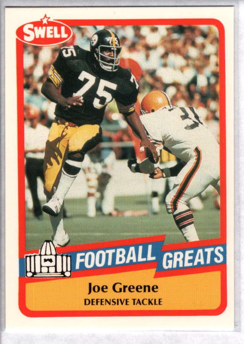 1989 Swell Greats #142 Joe Greene NM-MT
