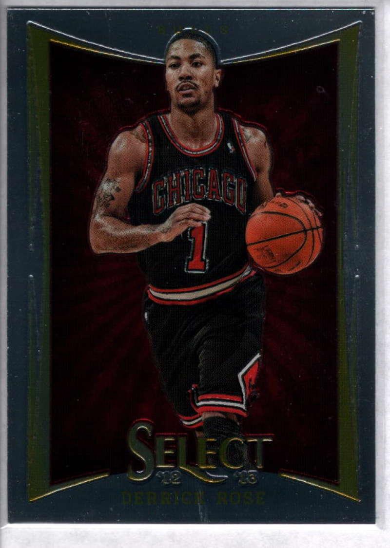 2012-13 Panini Select #20 Derrick Rose NM-MT+