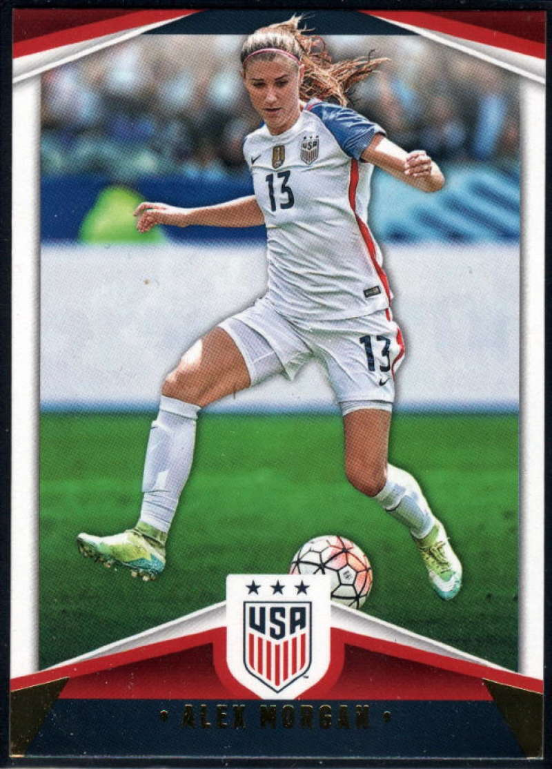 2016 Panini USA Soccer #1 Alex Morgan NM-MT+