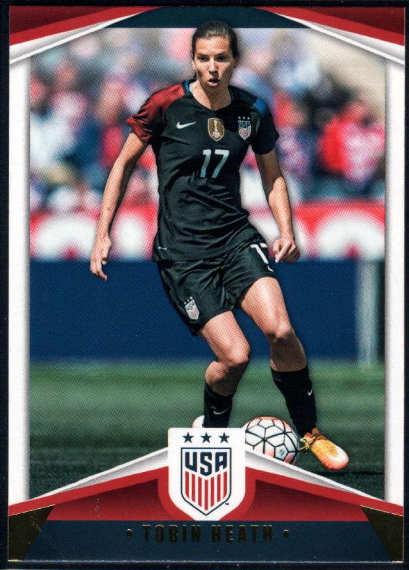 Soccer Pro 2016 Panini USA Soccer #3 Alyssa Naeher NM-MT+