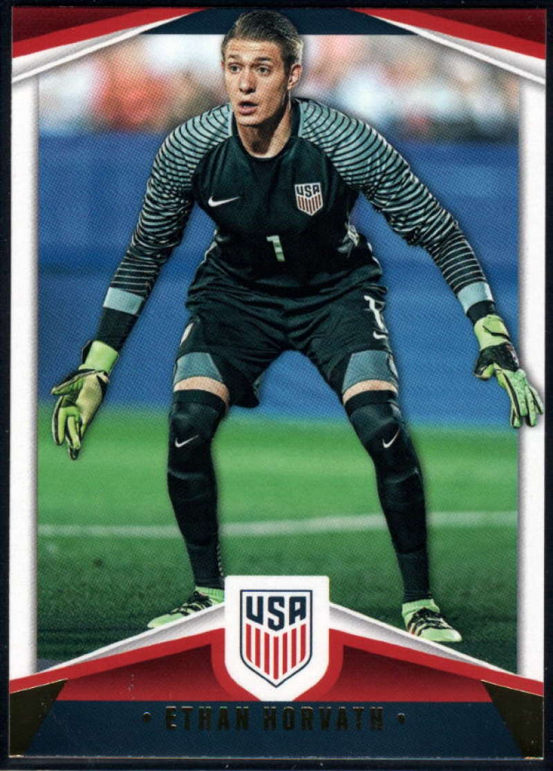 2016 Panini USA Soccer #24 Ethan Horvath NM-MT+