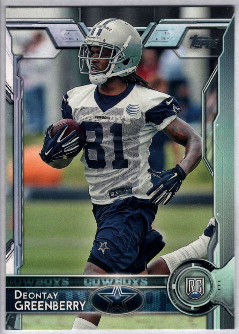 2015-Topps-Football-Pick-A-Player-Cards-251-500 thumbnail 145