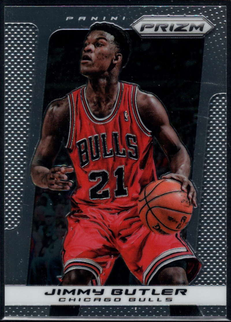 2013-14 Panini Prizm Commons #75 Jimmy Butler NM-MT+