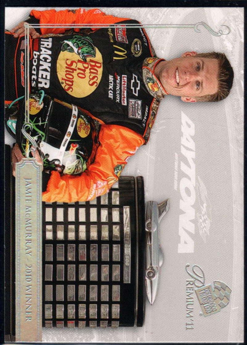 2011 Press Pass Premium #53 Jamie McMurray NM-MT+