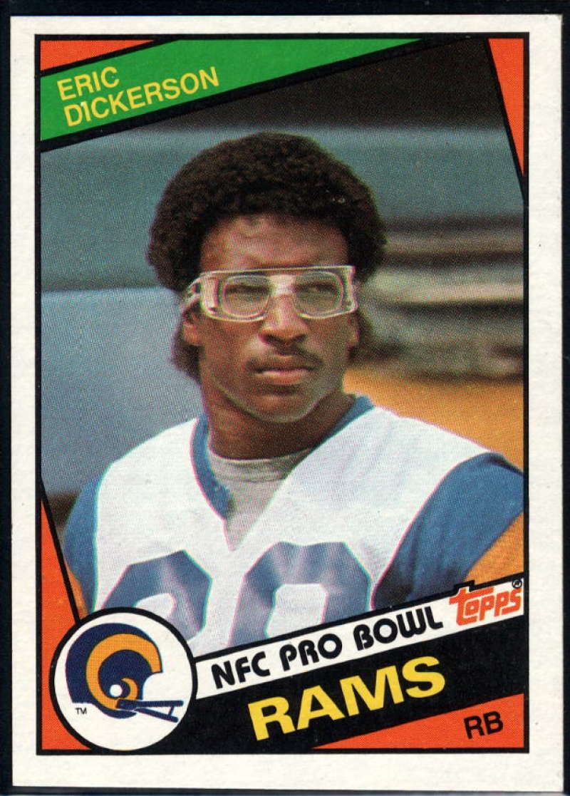 1984 Topps #280 Eric Dickerson NM Near Mint RC