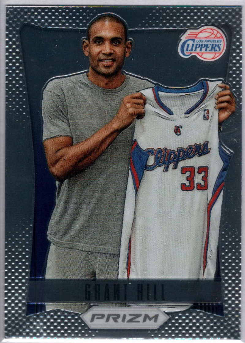 2012-13 Panini Prizm #54 Grant Hill NM-MT+