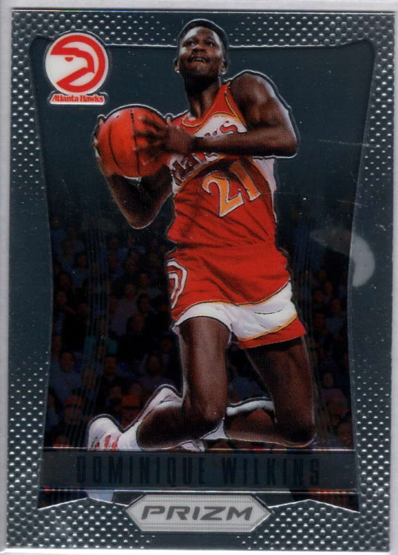 2012-13 Panini Prizm #188 Dominique Wilkins NM-MT+