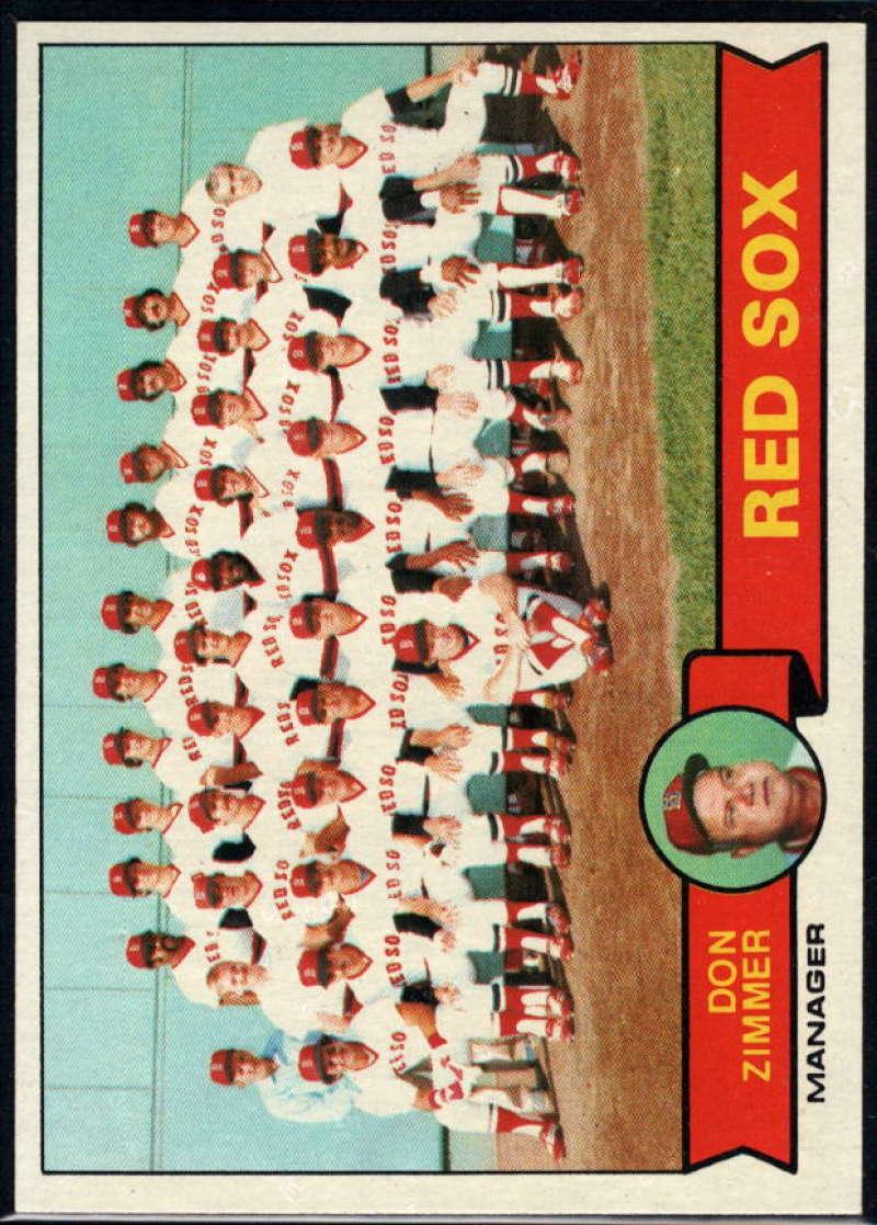 1979 Topps #214 Don Zimmer MG NM Near Mint