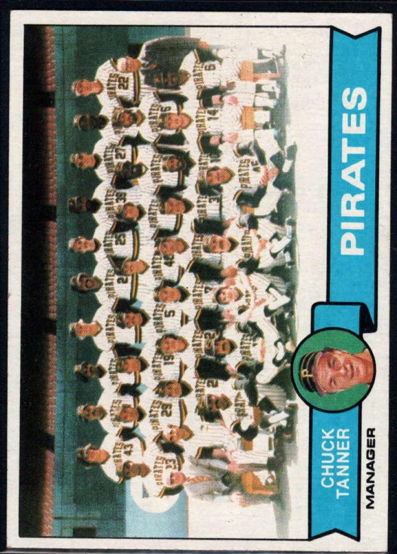 1979 Topps #244 Chuck Tanner MG NM Near Mint