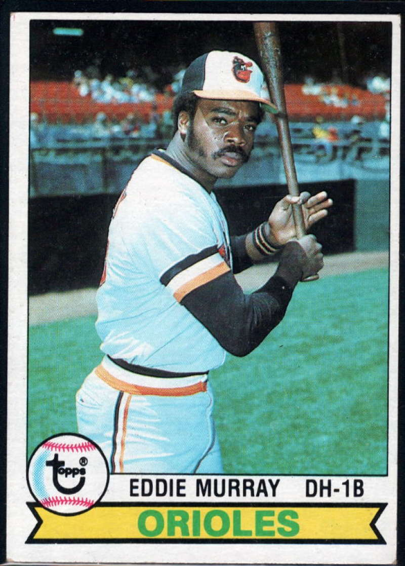 1979 Topps #640 Eddie Murray NM Near Mint