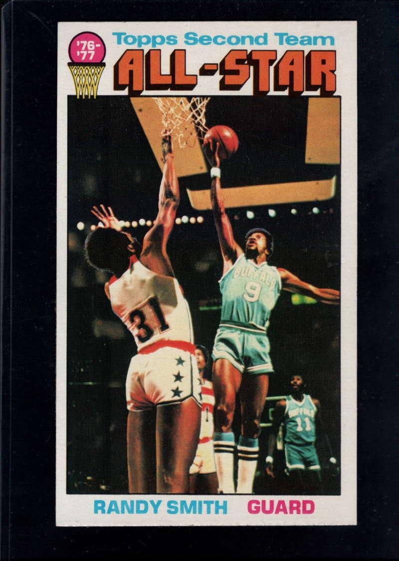 1976-77 Topps #135 Randy Smith AS NM Near Mint
