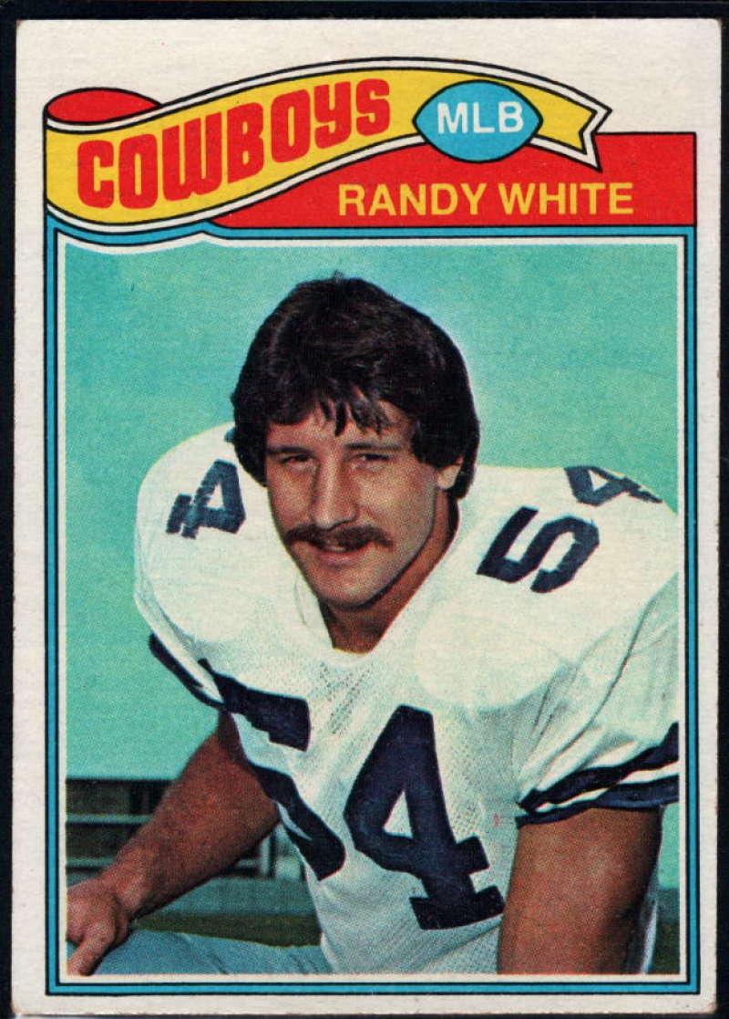 1977 Topps #342 Randy White NM Near Mint