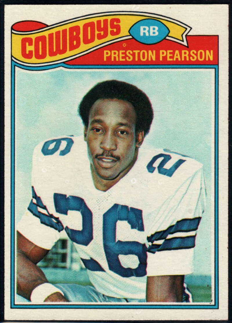 1977 Topps #395 Preston Pearson NM Near Mint