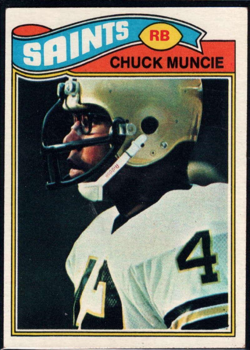 1977 Topps #467 Chuck Muncie NM Near Mint RC