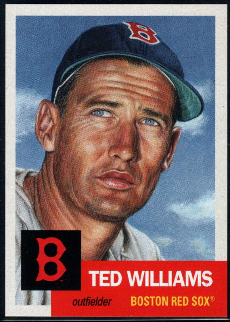 2018 Topps Living Set #55 Ted Williams NM-MT+
