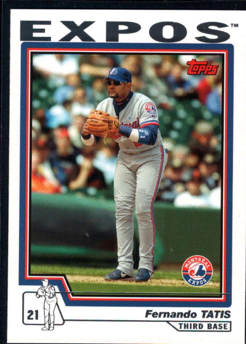 2004-Topps-Baseball-Pick-A-Card-Cards-1-250 thumbnail 62