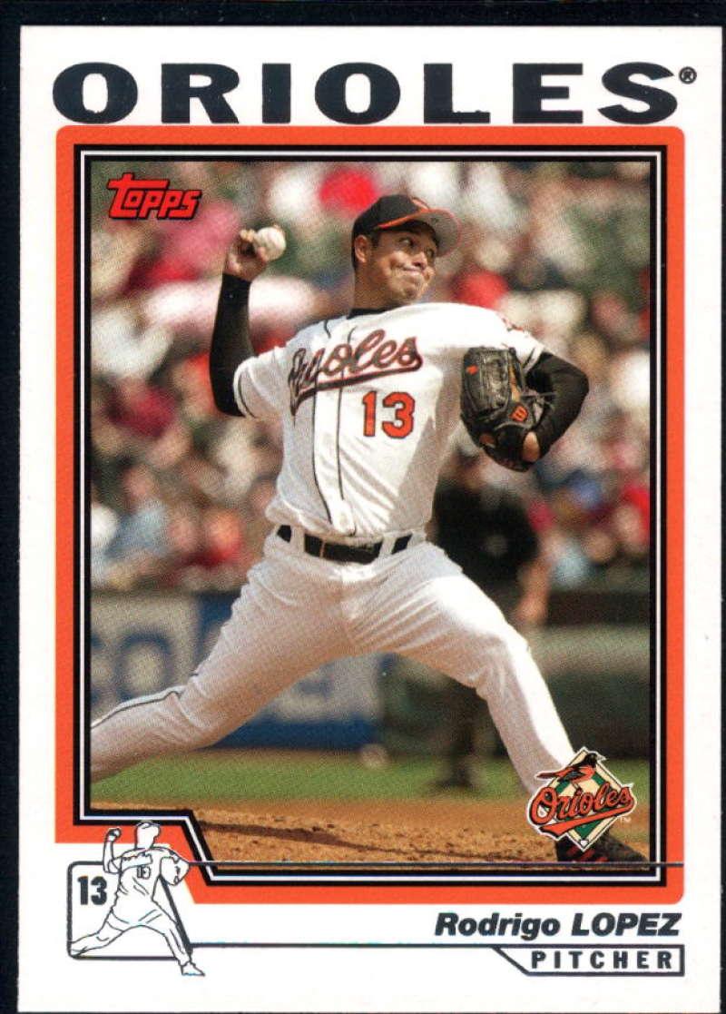 2004-Topps-Baseball-Pick-A-Card-Cards-1-250 thumbnail 81