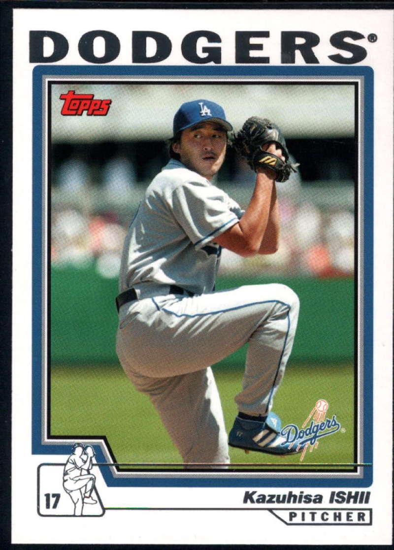 2004-Topps-Baseball-Pick-A-Card-Cards-1-250 thumbnail 130