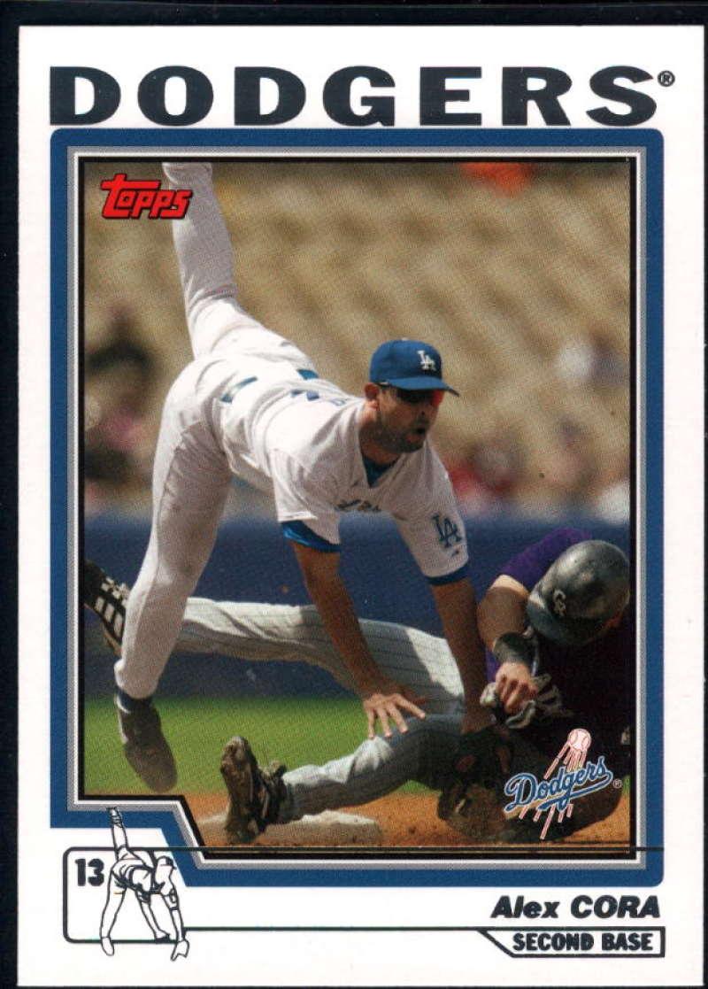 2004-Topps-Baseball-Pick-A-Card-Cards-1-250 thumbnail 134