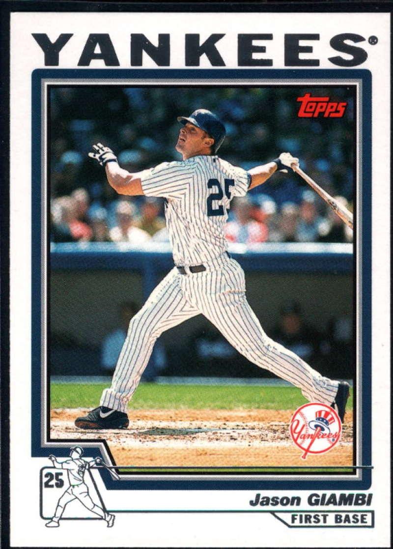 2004-Topps-Baseball-Pick-A-Card-Cards-1-250 thumbnail 150