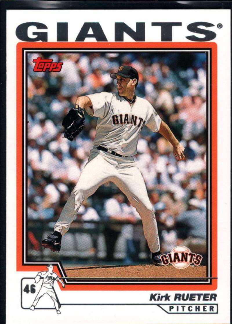 2004-Topps-Baseball-Pick-A-Card-Cards-1-250 thumbnail 155