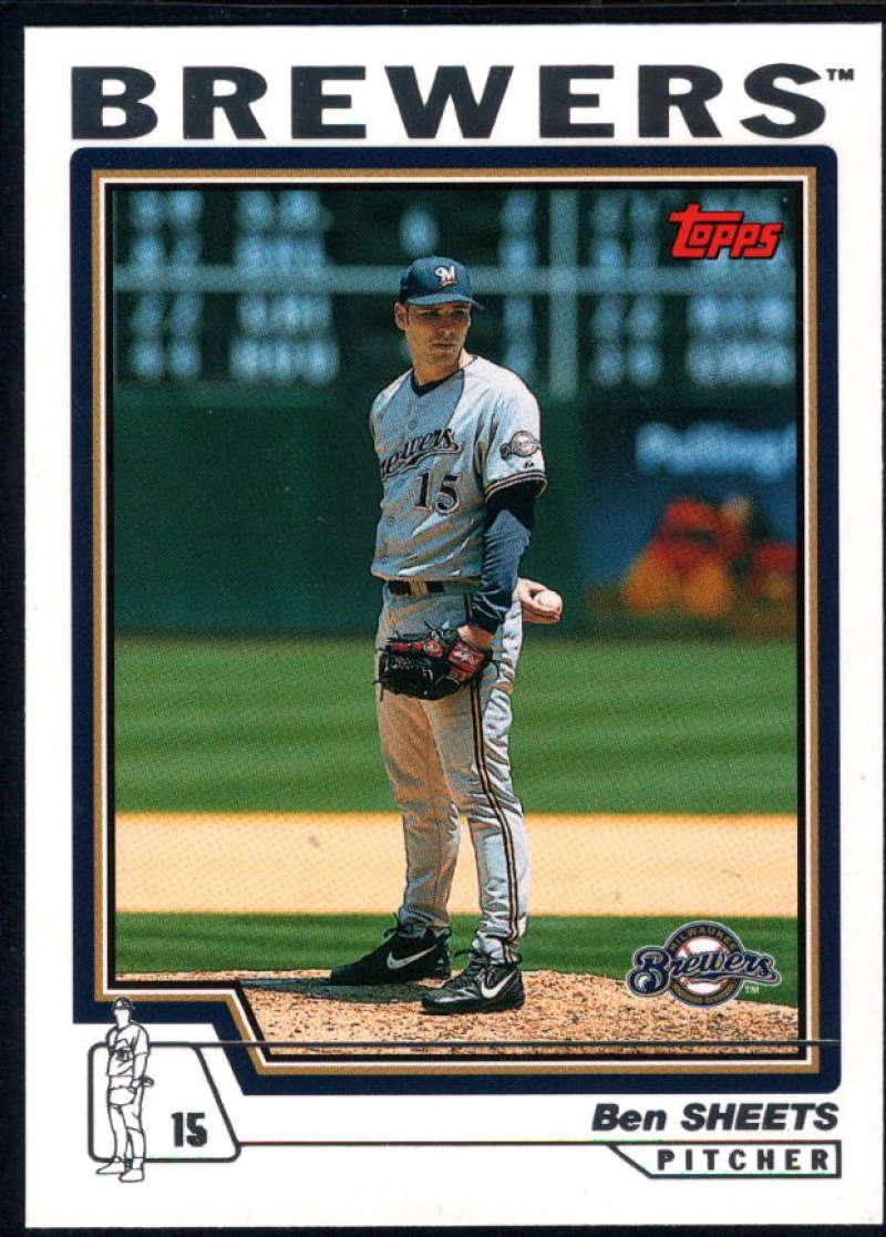 2004-Topps-Baseball-Pick-A-Card-Cards-1-250 thumbnail 176