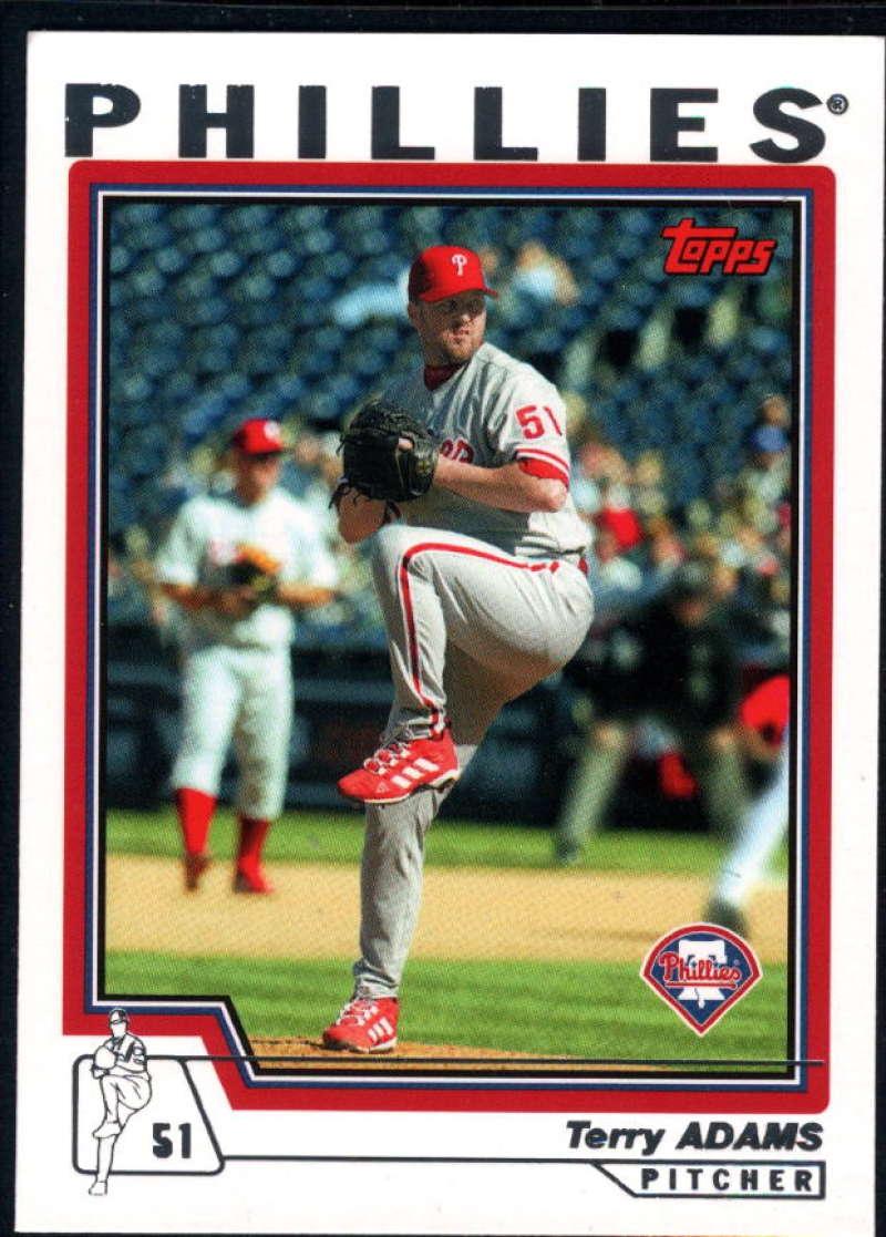 2004-Topps-Baseball-Pick-A-Card-Cards-1-250 thumbnail 182