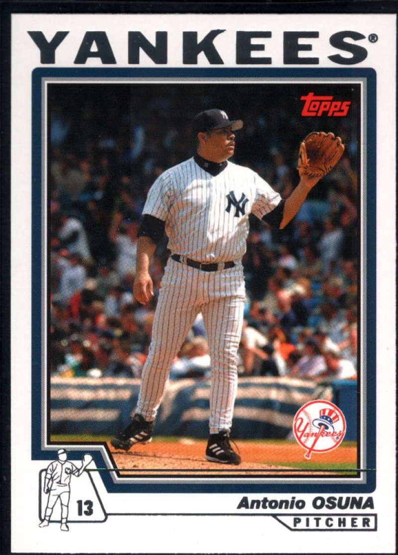2004-Topps-Baseball-Pick-A-Card-Cards-1-250 thumbnail 201