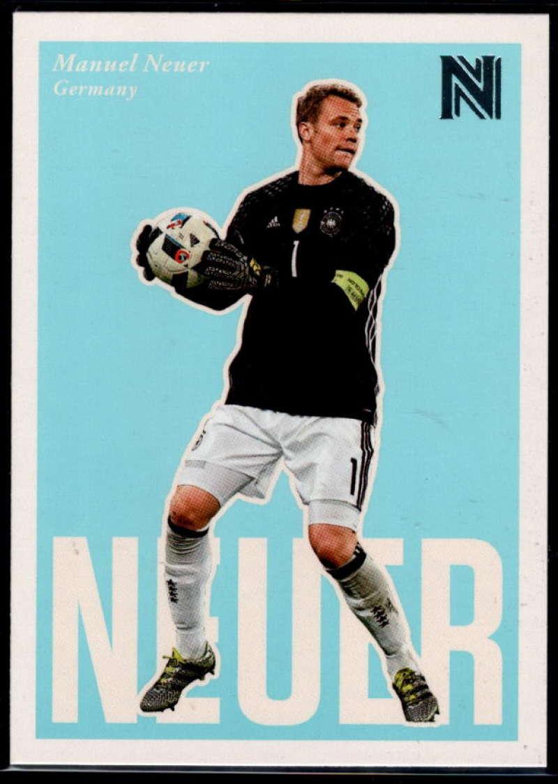 2017 Panini Nobility #96 Manuel Neuer NM-MT+ SP Germany