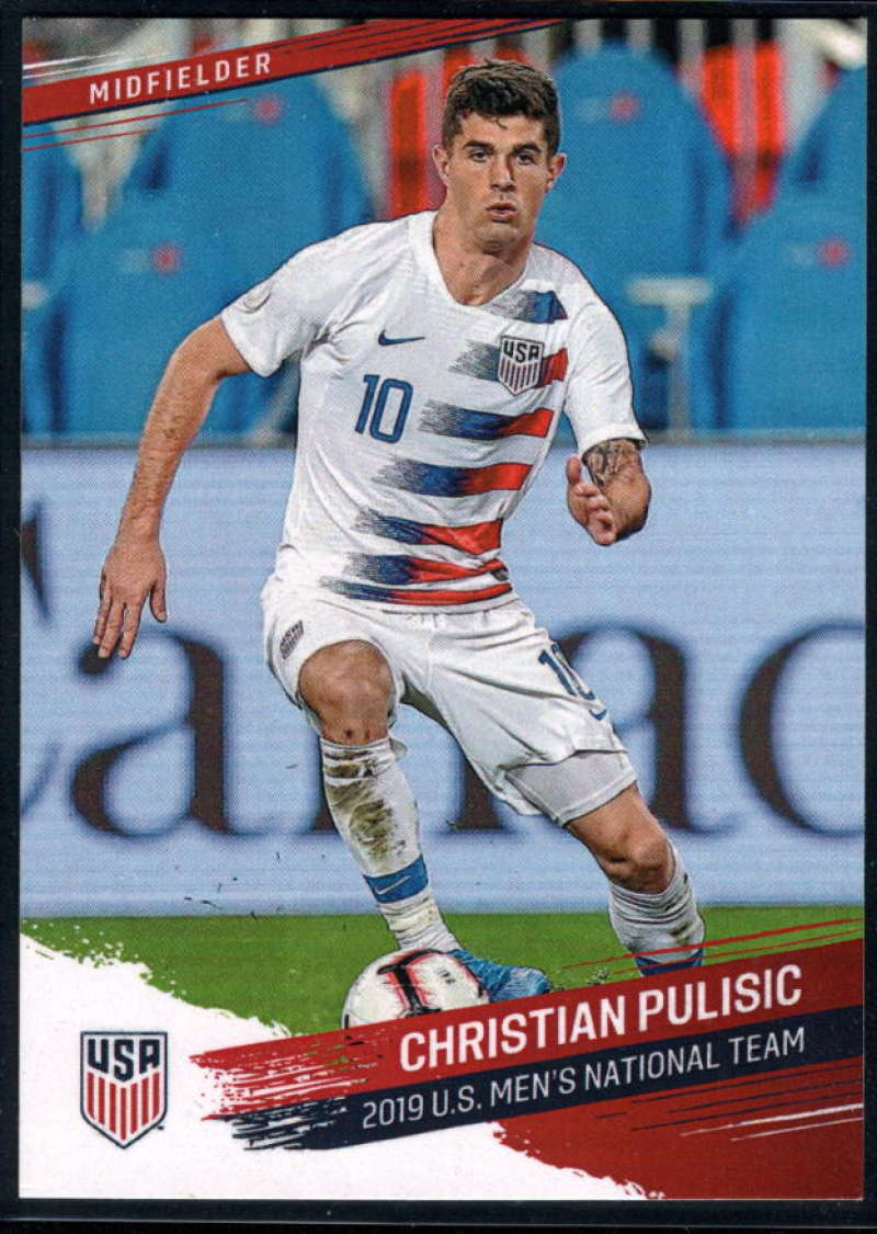 2019 Panini US National Team Set #1 Christian Pulisic NM-MT+ USA