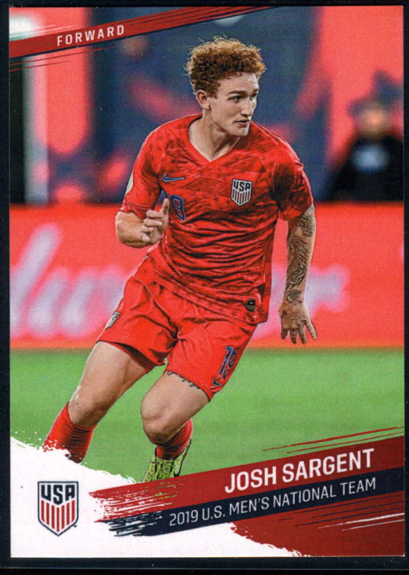 2019 Panini US National Team Set #7 Josh Sargent NM-MT+ USA