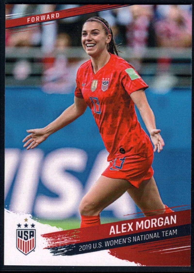 2019 Panini US National Team Set #17 Alex Morgan NM-MT+ USA