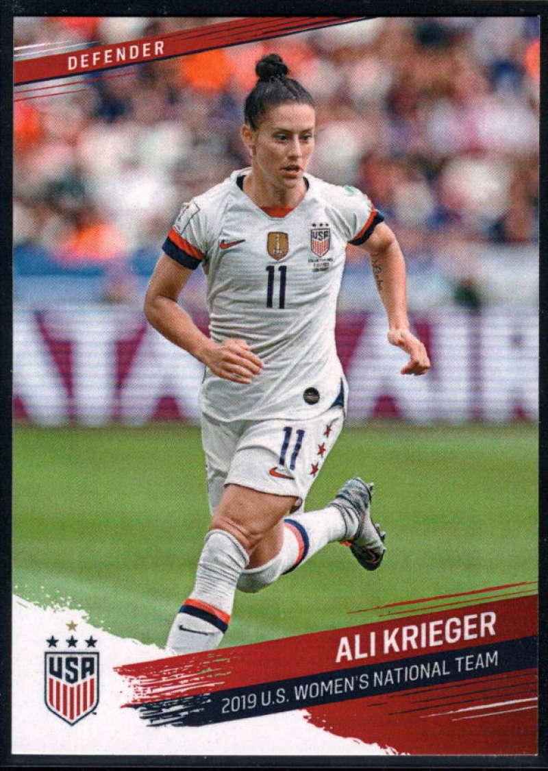 2019 Panini US National Team Set #18 Ali Krieger NM-MT+ USA