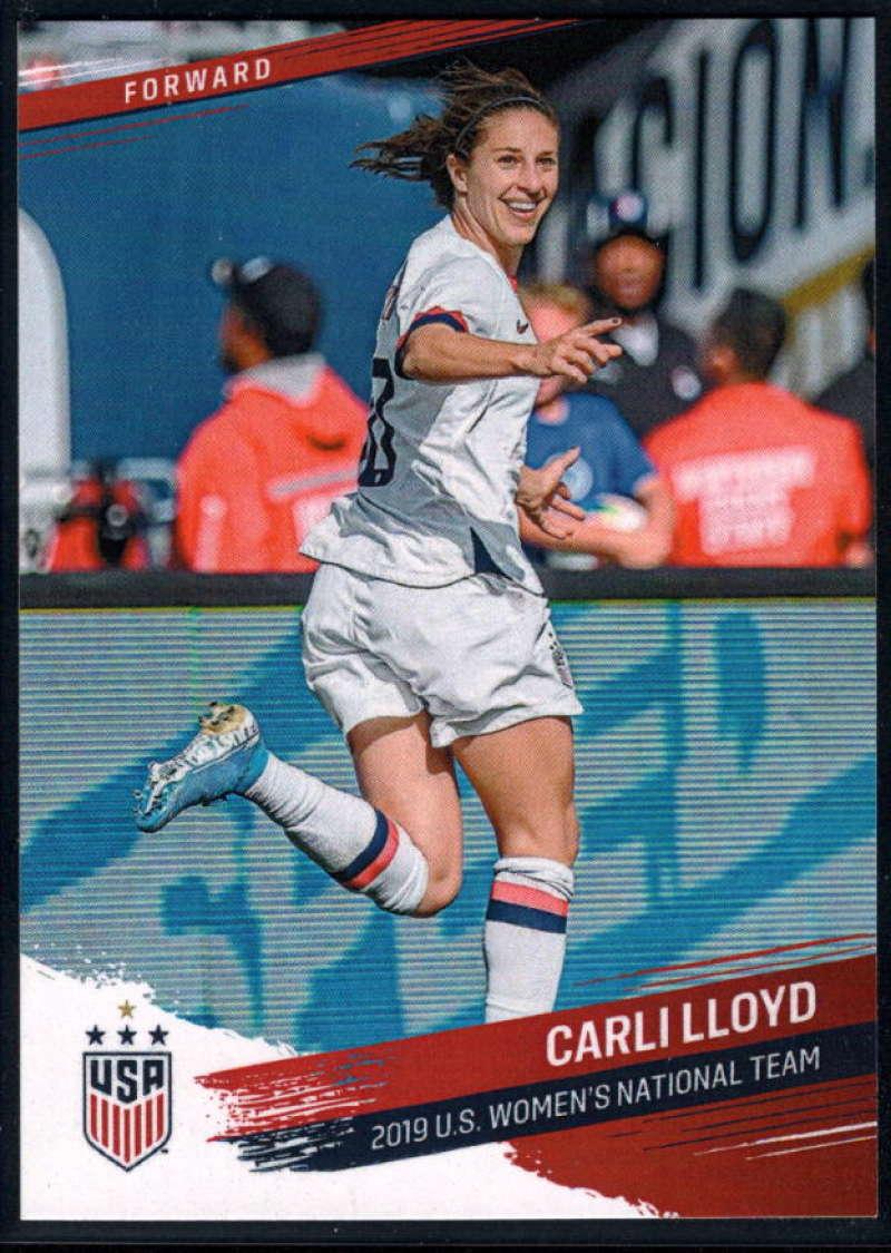 2019 Panini US National Team Set #21 Carli Lloyd NM-MT+ USA