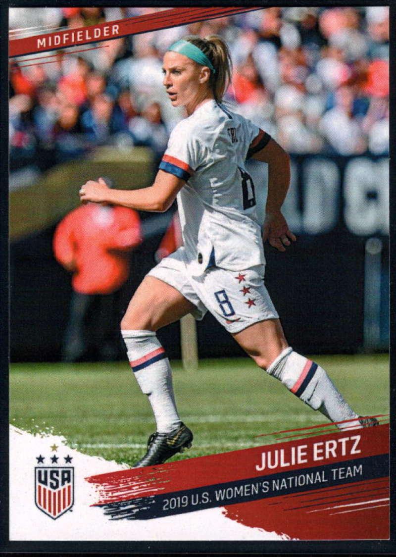 2019 Panini US National Team Set #24 Julie Ertz NM-MT+ USA