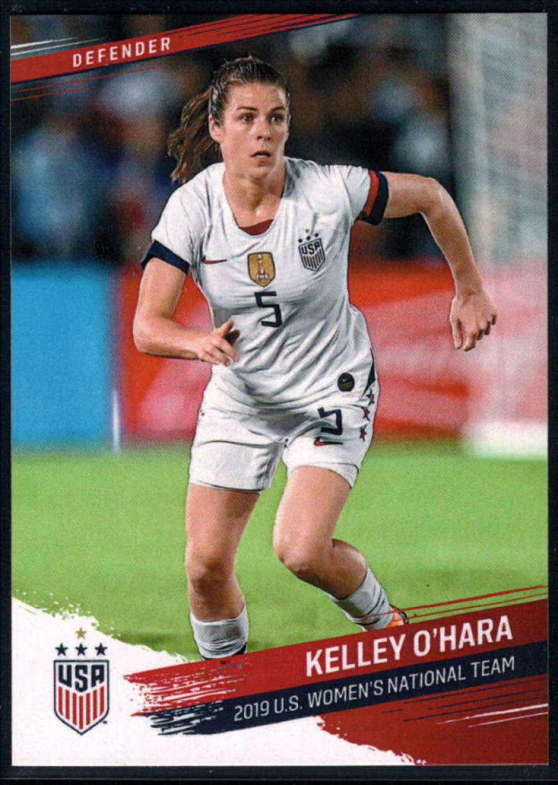 2019 Panini US National Team Set #25 Kelley O'Hara NM-MT+ USA