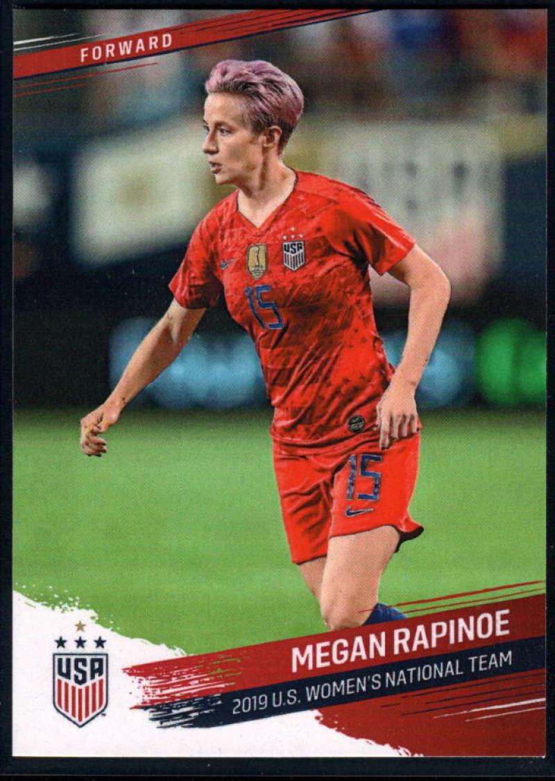 2019 Panini US National Team Set #27 Megan Rapinoe NM-MT+ USA
