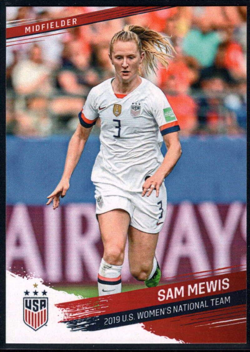 2019 Panini US National Team Set #29 Sam Mewis NM-MT+ USA