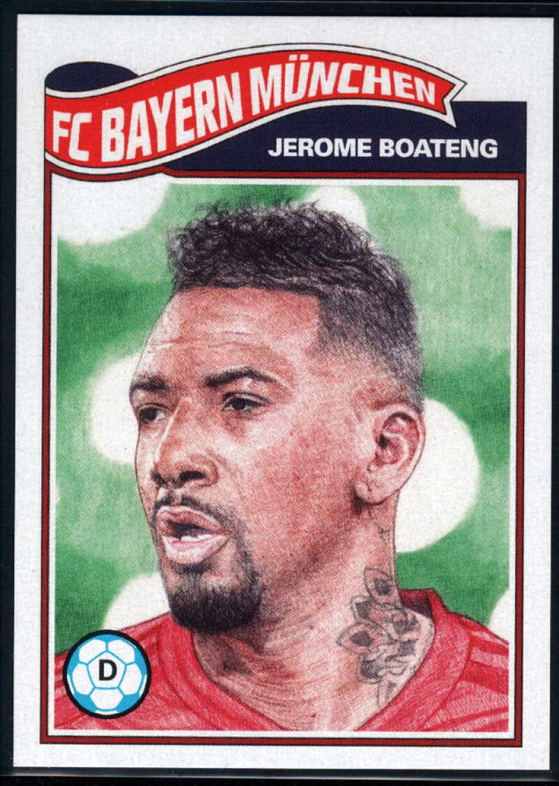 2020 Topps Living Set UEFA Champions League #149 Jerome Boateng NM-MT+ FC Bayern Munchen