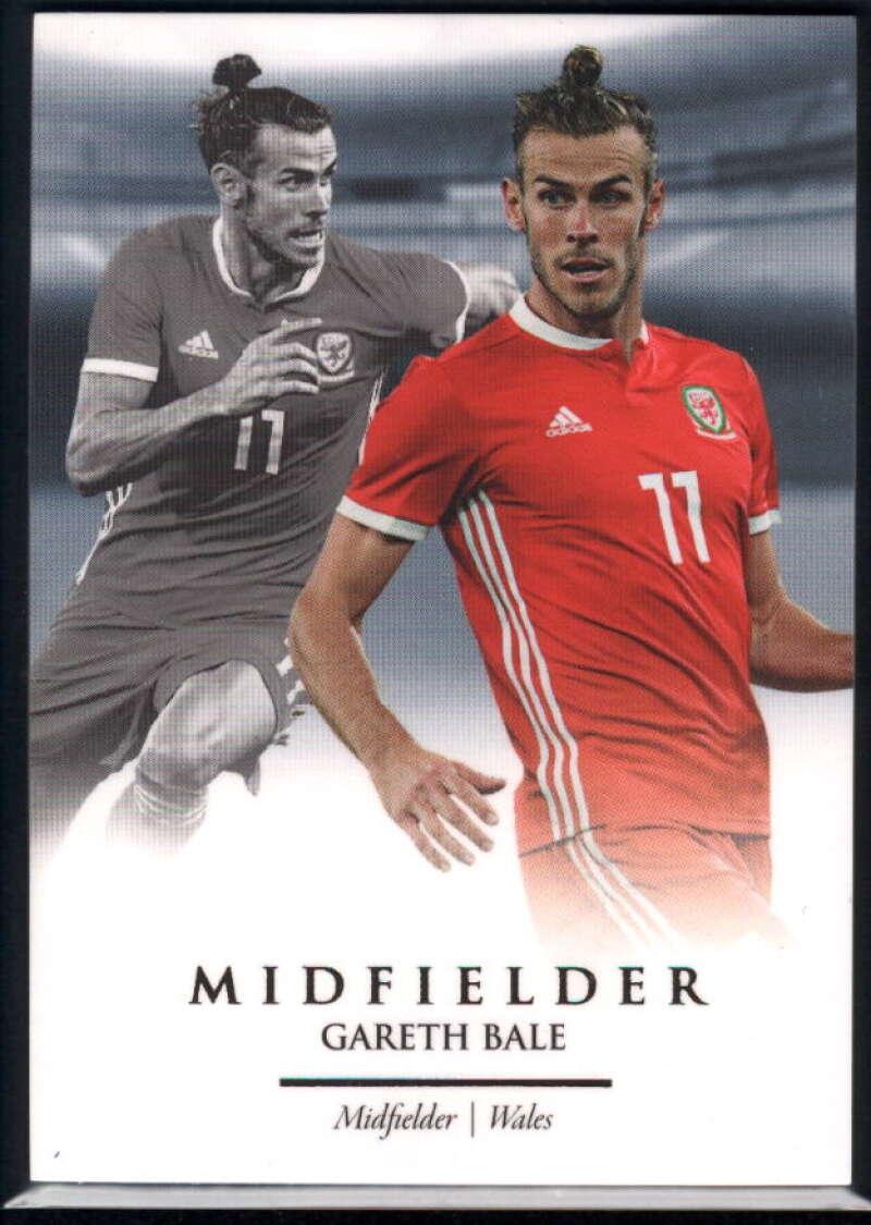 2020 Futera Unique World Football #33 Gareth Bale NM-MT+ Wales
