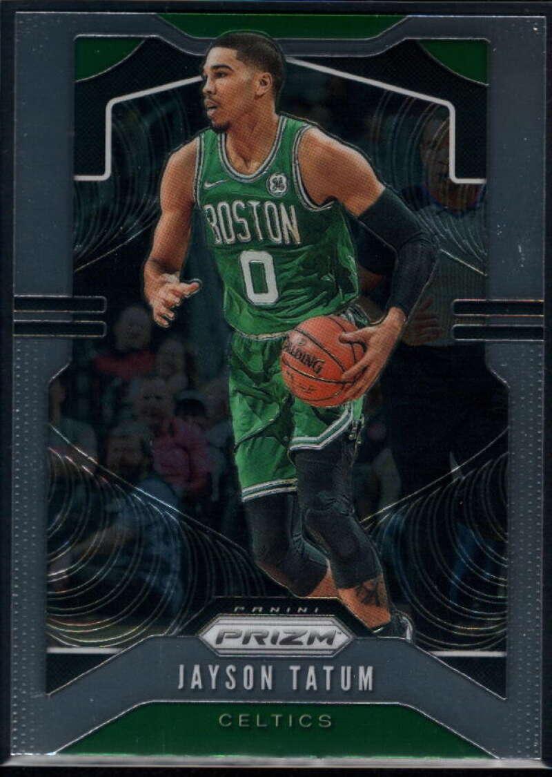 2019-20 Panini Prizm #39 Jayson Tatum NM-MT+ Boston Celtics