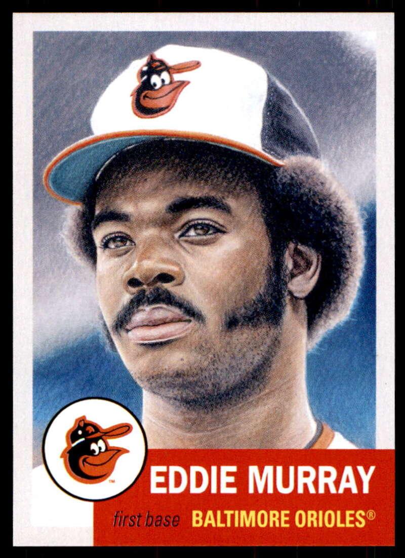 2020 Topps Living Set #327 Eddie Murray NM-MT+ Baltimore Orioles