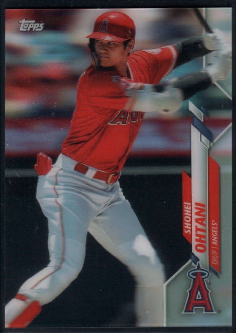 2020 Topps On Demand 3D #125 Shohei Ohtani NM-MT+ Los Angeles Angels
