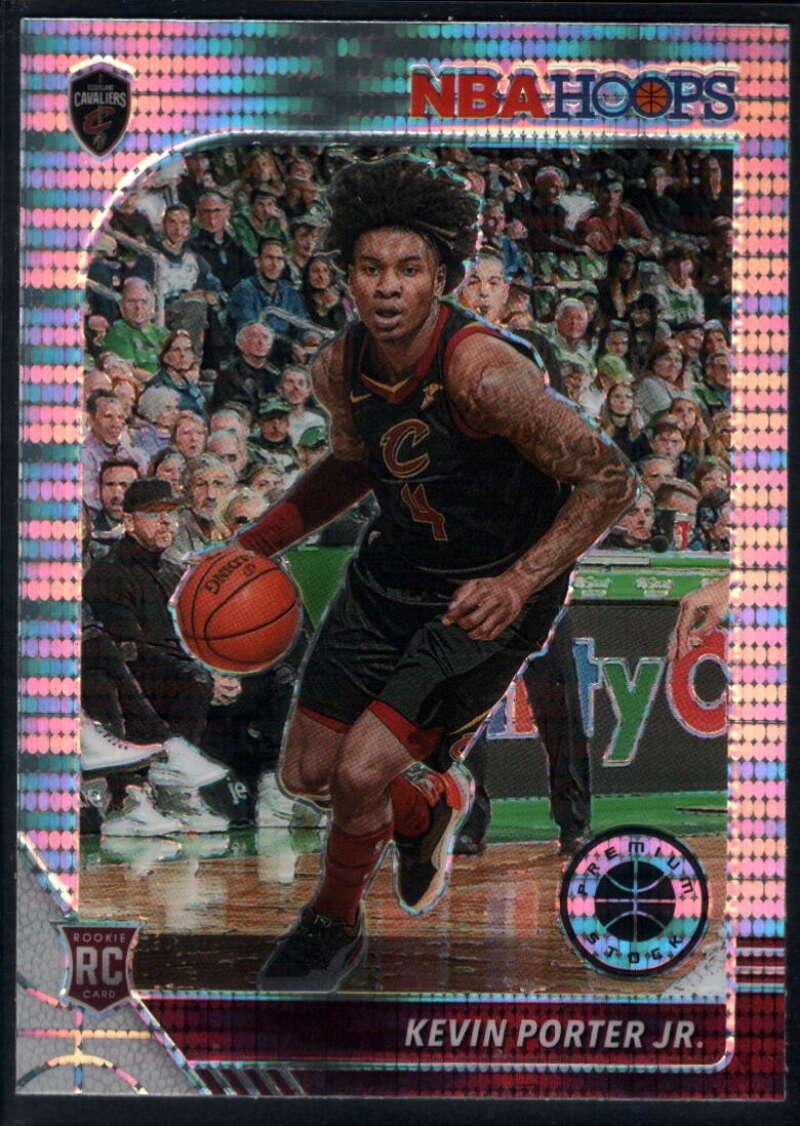 2019-20 Panini Hoops Premium Stock Retail #225 Kevin Porter Jr. NM-MT+ Cleveland Cavaliers