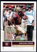 2017 Score Rookies #427 Dalvin Cook NM-MT+ RC