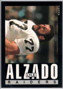 1985 Topps #283 Lyle Alzado NM Near Mint