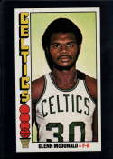1976-77 Topps #47 Glenn McDonald NM Near Mint