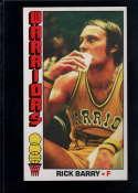 1976-77 Topps #50 Rick Barry NM Near Mint