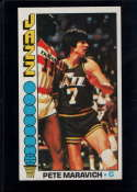 1976-77 Topps #60 Pete Maravich NM Near Mint