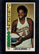 1976-77 Topps #71 Len Elmore NM Near Mint